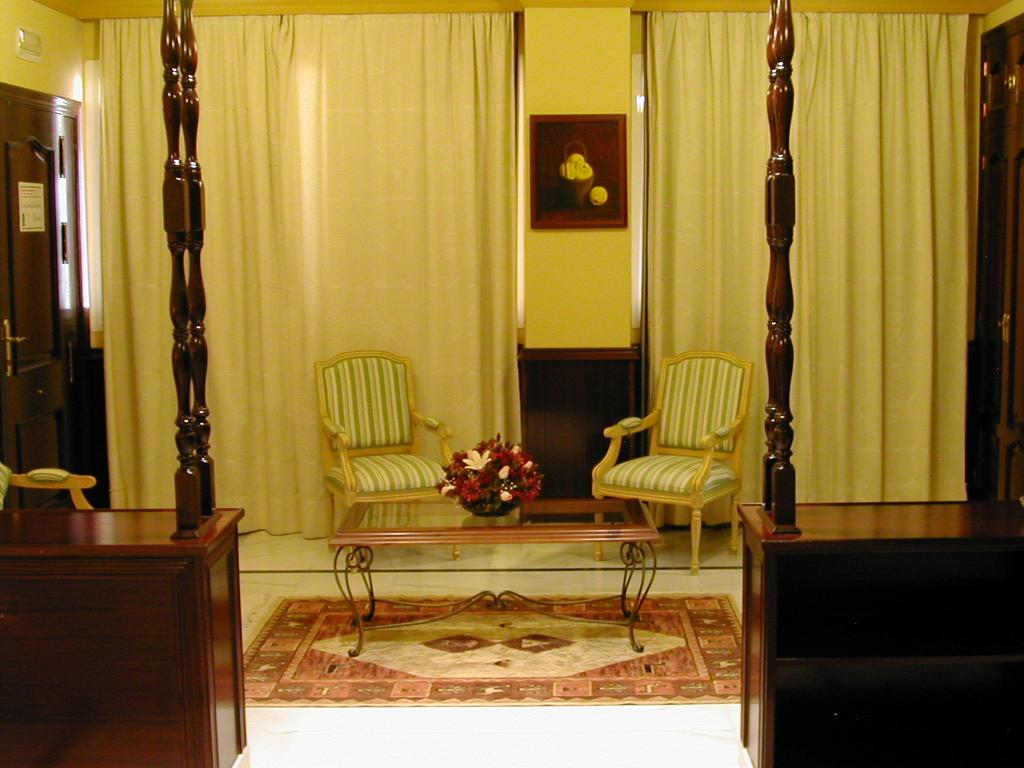 Hotel Las Acacias Puente Genil Córdoba