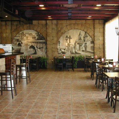 Cafeteria Restaurante Hotel Las Acacias Puente Genil Córdoba