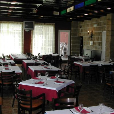 Comedor Hotel Las Acacias Puente Genil Córdoba