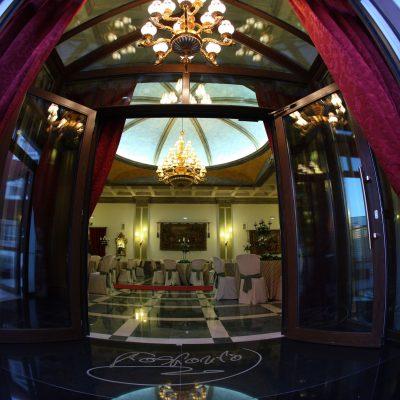 Salón de celebraciones Fosforito Hotel Las Acacias Puente Genil Córdoba